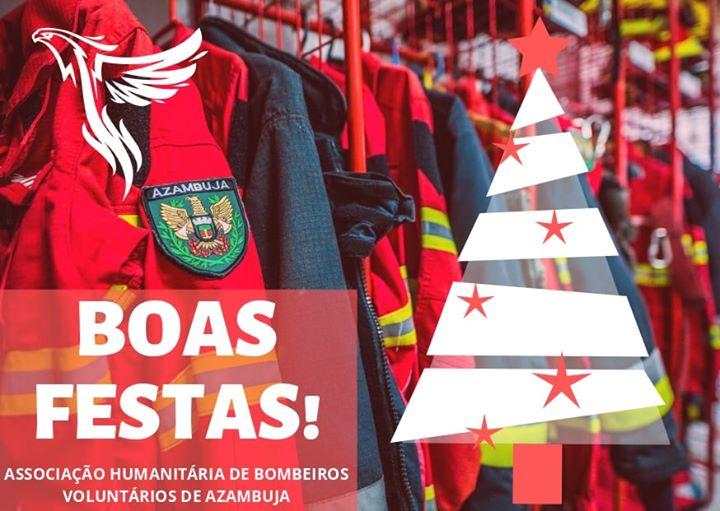 -Mensagem de Natal-  Caríssimos Bombeiros e Bombeiras de Azambuja, caros amigos, família, cidadãos,   Para mim o Natal é: Família.